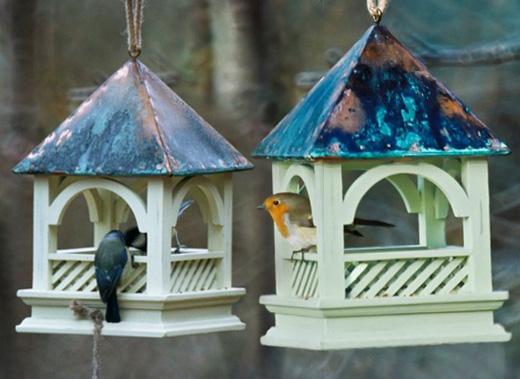 How to Build a Bird Feeding Station for Your Garden