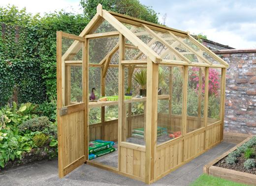 A Guide To Wooden Greenhouses