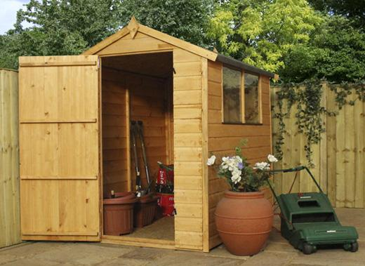 How to Add Electricity to a Garden Shed