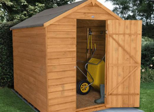 Should I Buy a Windowless Shed?