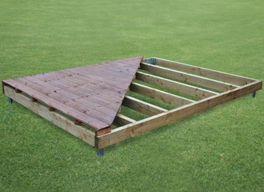 Why Do I Need a Base for My Shed?