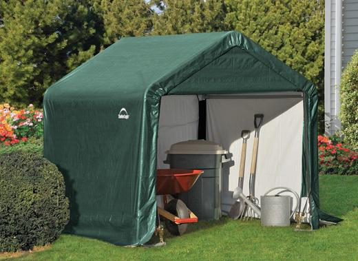 Sheds for Camp Sites