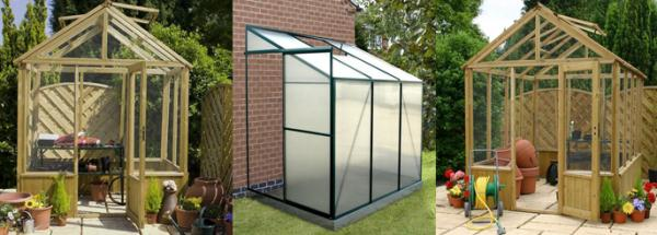 Greenhouses Now For Sale At Sheds.co.uk