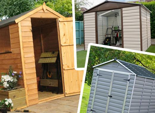 What Type of Shed Should I Buy?