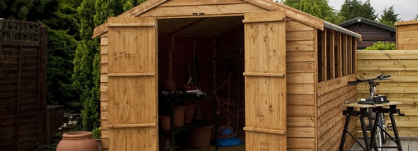 Advice On Choosing A Garden Shed