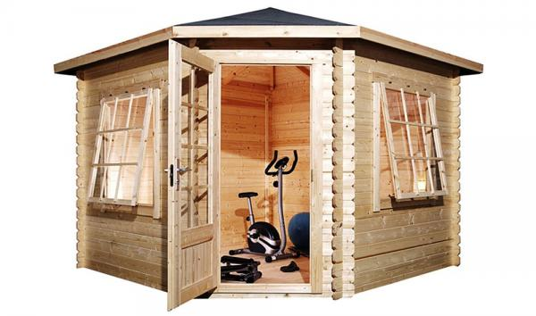 Log Cabins Now Available At Sheds.co.uk