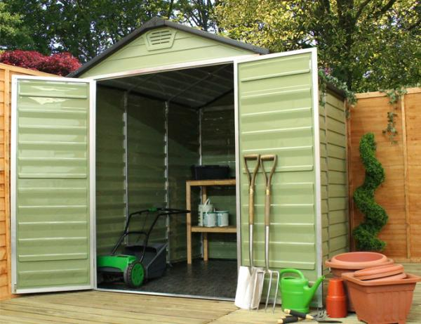 Are Plastic Sheds Any Good?