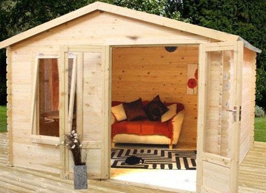 Log Cabins for Under £1000