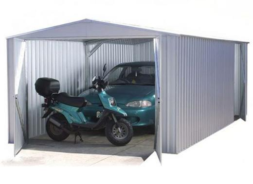 How Much Does a Metal Garage Cost?