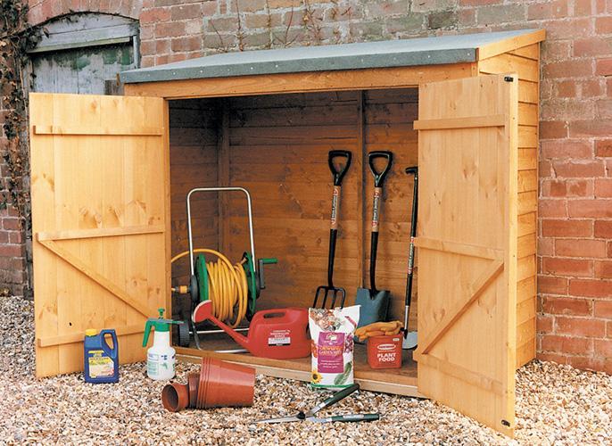 Small Garden Storage Ideas, Garden Shed Storage Ideas Uk