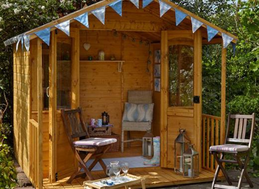 10 Ways to Customise Your Shed