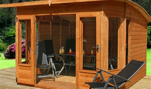 Converting Your Shed Into A Garden Office
