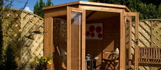 many benefits of having a summerhouse in your garden