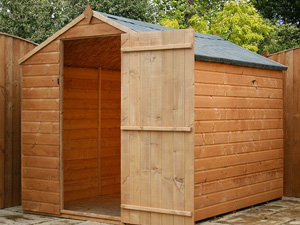 8x6 Cheap Garden Shed
