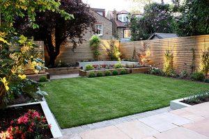 Small Garden London