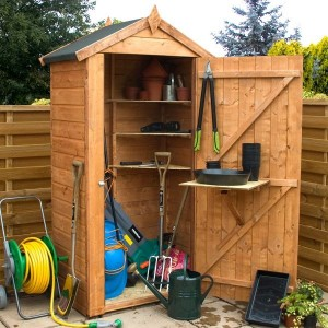 Do You Have Room For A Small Shed?