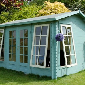 Category archive for garden rooms sheds blog news and for Luxury garden rooms