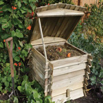 rowlinson beehive-style composter
