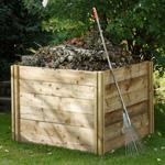 hartwood slotted compost bin