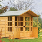 rowlinson 8' x 7' early summer house