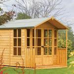 rowlinson 8' x 7' early summer house