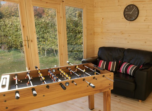 how to create your own man cave