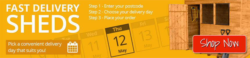 express delivery - pick a day service