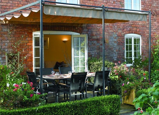 great value garden dining structures