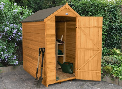 how to keep your shed tidy