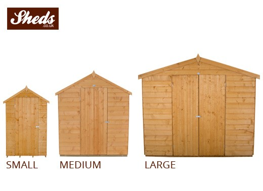 what size shed should i buy
