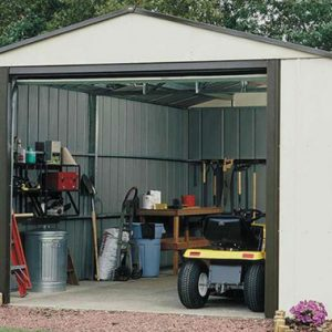 Can I build a garage on my property