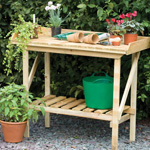 Hartwood Potting Bench