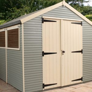 How to Maintain a Wooden Shed