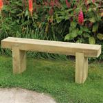 Hartwood 1.2m Sleeper Bench