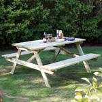 Rowlinson 4' Picnic Bench