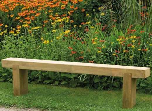 Garden Seating On A Budget