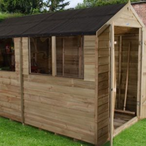 Best Sheds for Business