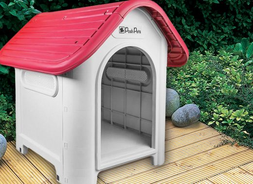 Are Plastic Dog Kennels Any Good