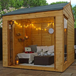 Avon 8' x 8' Truro Summer House
