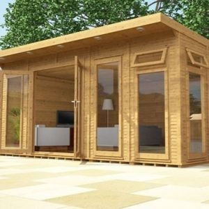 Garden Buildings For Hot Tubs