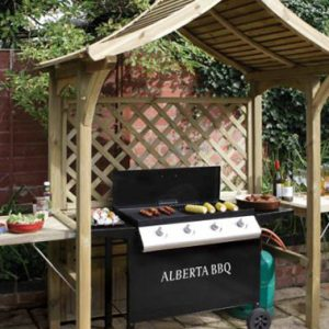 How to Create the Perfect BBQ Area for Your Garden