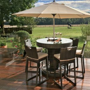 How to Decorate a Patio or Decking Area