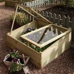 Rowlinson timber cold frame