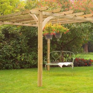 How To Use A Garden Pergola
