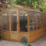 Avon 6' x 10' Premium Shiplap Greenhouse