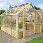 Hartwood Premium Wooden Greenhouses