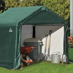 Shelter Logic 6' x 6' Peak Style Portable Storage Shed
