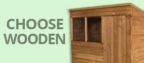 Choose Wooden