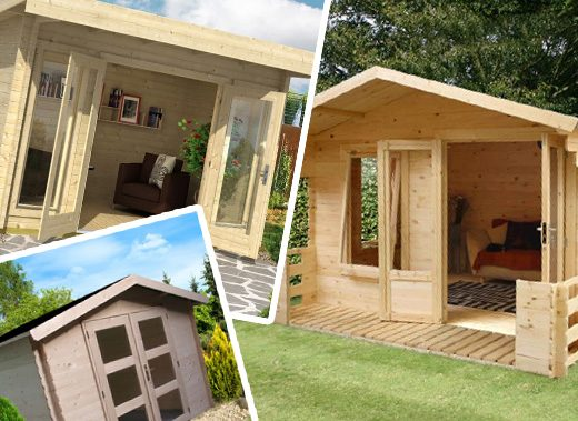 Everyone Has Got A Different Idea Of What They Would Use A Log Cabin For U2013  From A Home Office To A Playroom, And A Model Railway Heaven To A Workshop,  ...